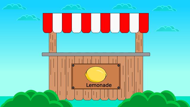 Summer, Drink, Juice, Lemon, Refreshing, Fruit