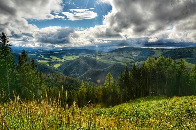 Traveling, Nature, Summer, Liptov, Slovakia