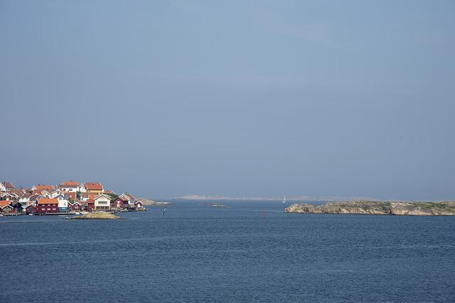 Gullholmen, Sea, Natural Sea, Summer, Archipelago