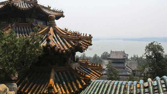 Summer Palace, China, Historical, Landmark, Temple