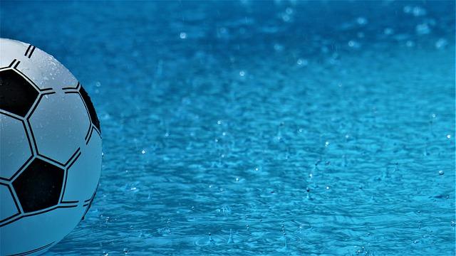 Summer Rain, Thunderstorm, Drop Of Water, Pool