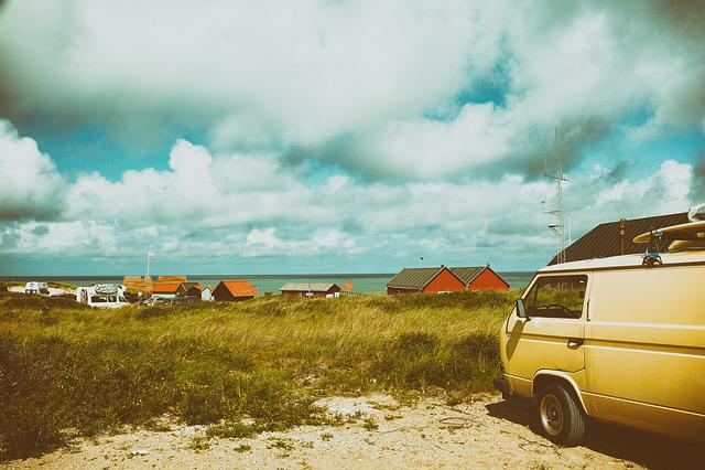 North Sea, Travel, Summer, Nature, Sand, Sea