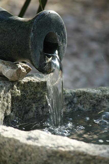 Water, Amphora, Summer