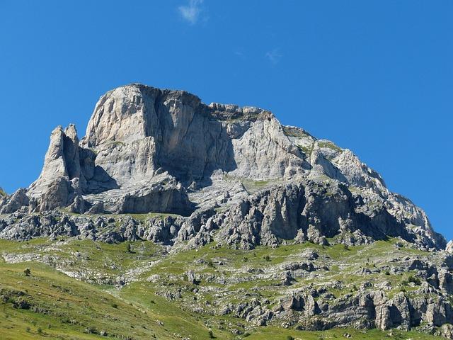 Bricchi Neri, Rocca Garba, Mountains, Summit, Rock