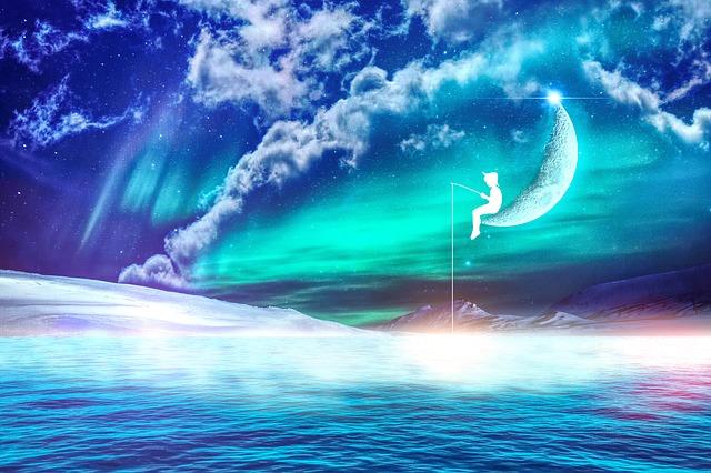 Fantasy, Sea, Nature, Ocean, Summer, Sun, Travel, Wave
