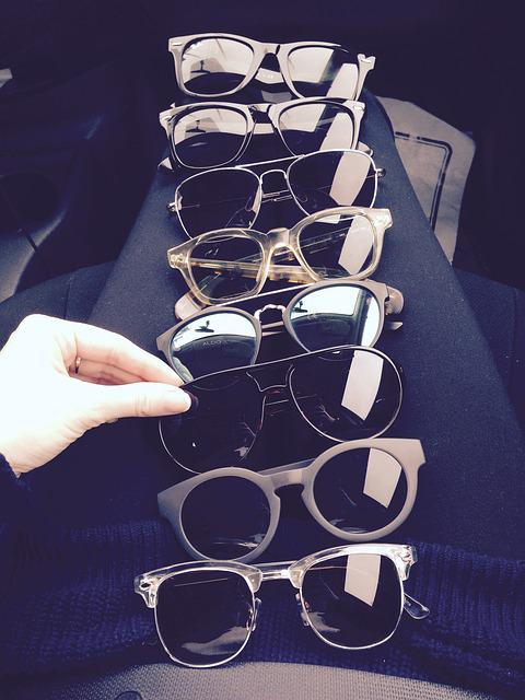 Collection, Glasses, Sun Glasses, Sunglasses, Sunshades