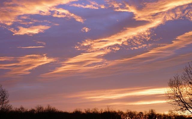 Dawn, Sun Rise, Colorful, Sunrise, The Light Of The Sun