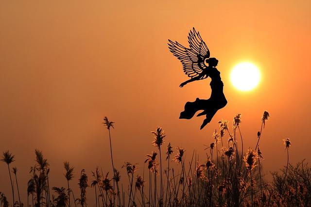 Sunset, Sun, Sky, Elf