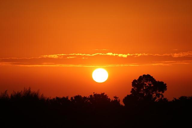 The Evening Sun, Taiwan, Scenic Views, A Surname, Sun