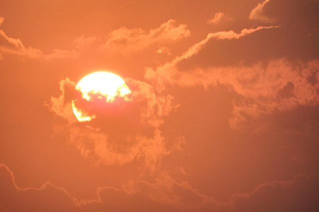 Sunrise, Clouds, Hazy, Foggy, Morgenstimmung