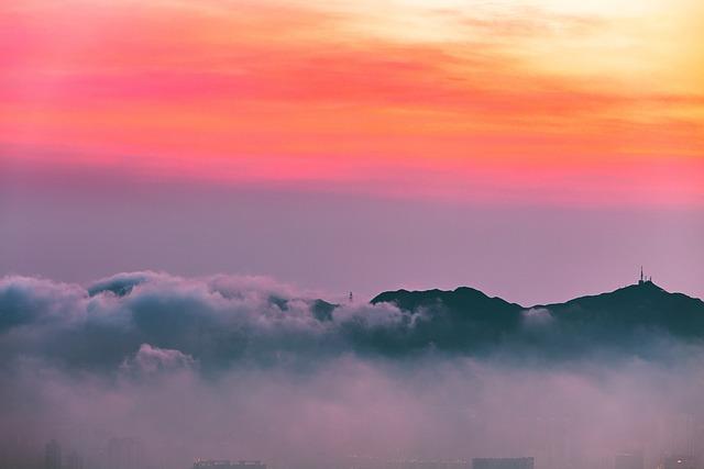Mountain, A Surname, Sunrise, Font Font Sky Font Font