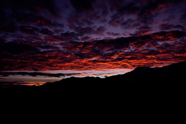 Dramatic Sky, Sunrise, Sky, Dramatic, Mood, Drama