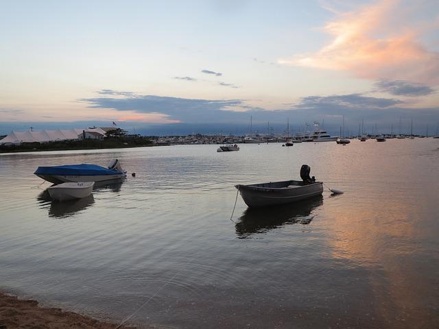 Boat, Sunset, Travel, River, Sunrise, Leisure, Fishing