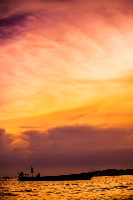 Sunset, Sunrise, Sunlight, Outdoor, Dawn, Dusk, Freedom