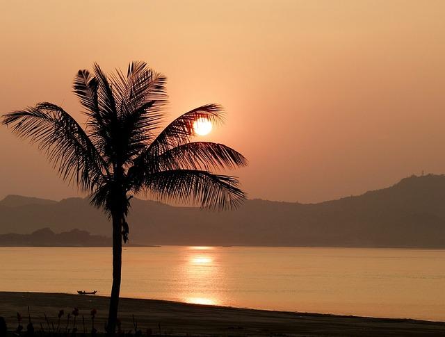 Sunset, Bagan, Myanmar, Meditation