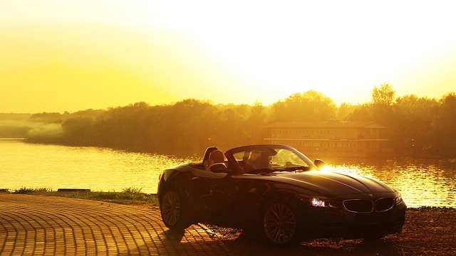 Bmw, Convertible, 4 Series, New, Bmw Cabriolet, Sunset