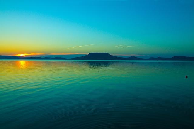 Nobody, Body Of Water, Sunset, Day S, Nature, Tropic