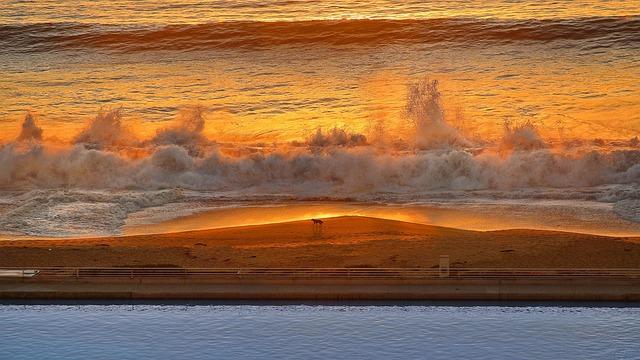 Beautiful Evening, Sunset, Vision