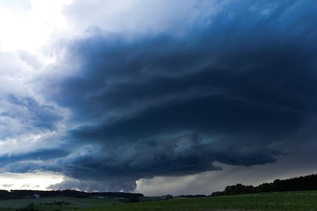 Sky, Super Cell, Storm, Storm Hunting