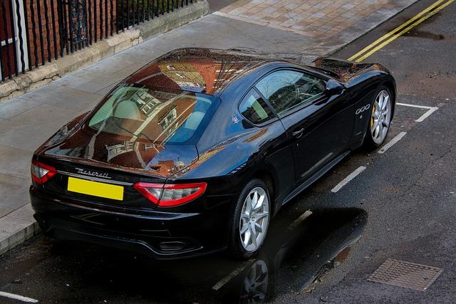 Maserati Granturismo, Supercar, Modern, Car, Speed