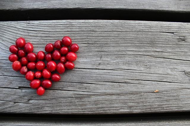 Lingonberry, Heart, Health, Berries, Superfood, Love