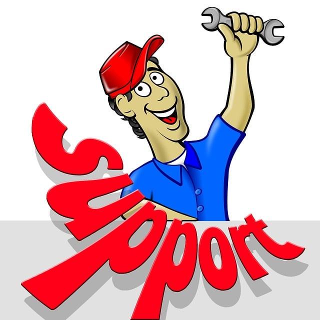 Support, Comic, Fig, Man, Mechanic, Friendly