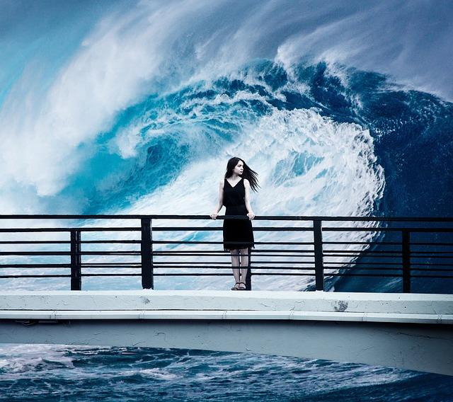 Sea, Ocean, Waters, Wave, Nature, Surf, Coast, Water