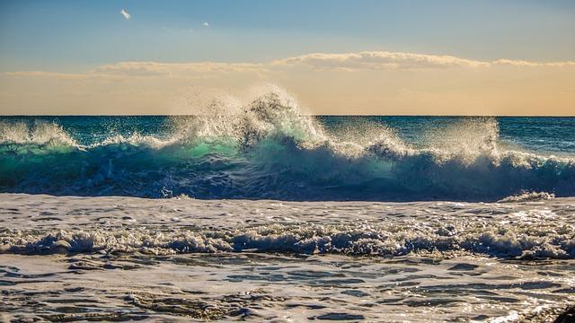 Water, Nature, Landscape, Sky, Sea, Surf, Wave, Ocean