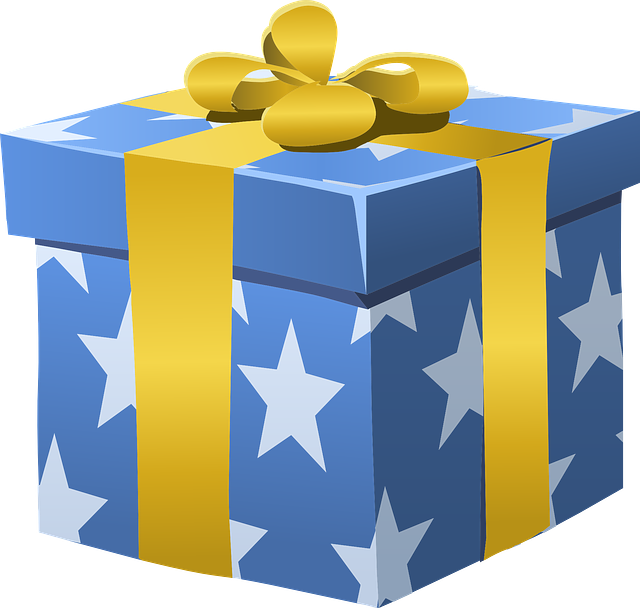 Gift, Present, Box, Wrapped, Bow, Surprise, Festive