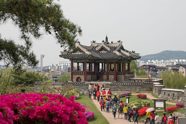 Suwon Hwaseong, A Fire Set, World Cultural Heritage