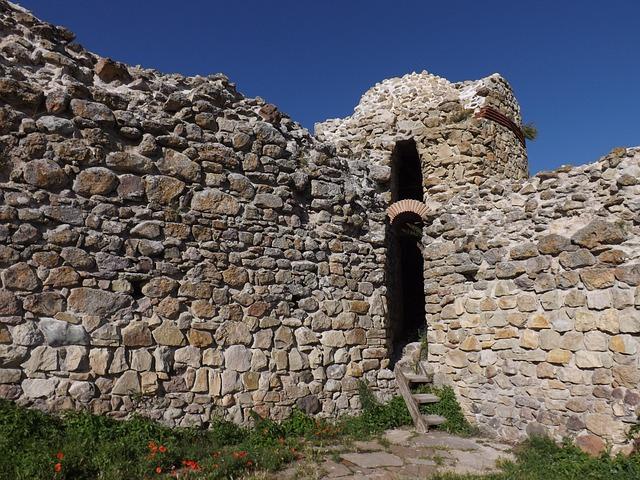 Mezek Fortress, Svilengrad, Bulgaria