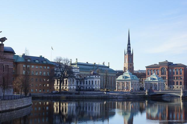 Stockholm, Architecture, Building, Sweden
