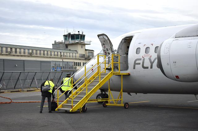 Bromma Airport, Airport, Sweden, Stockholm, Country