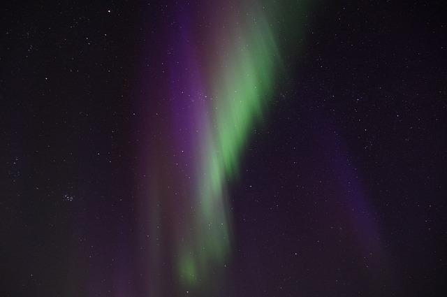 Northern Lights, Sweden, Lapland, Aurora Borealis