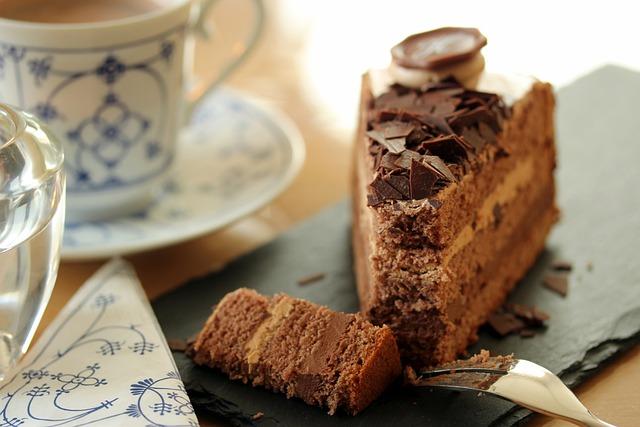 Chocolate Cake, Chocolate, Cake, Sweet, Delicious