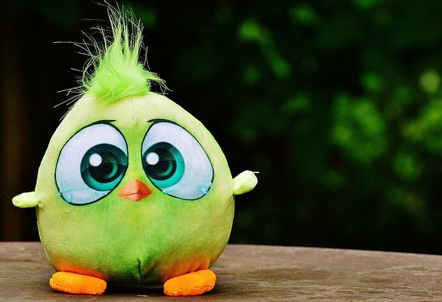 Bird, Birdie, Plush, Stuffed Animal, Toys, Cute, Sweet
