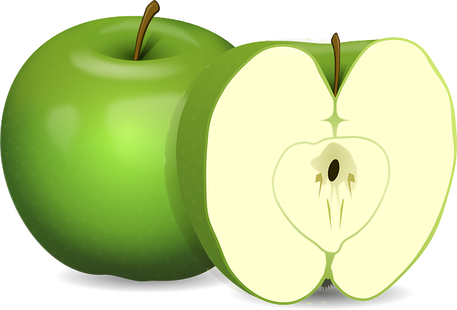 Apple, Fruit, Food, Green Apple, Sweet, Delicious