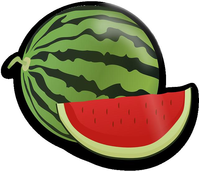 Watermelon, Fruit, Melon, Food, Sweet, Delicious, Tasty