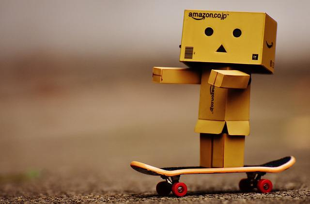 Danbo, Skateboard, Drive, Funny, Fig, Sweet