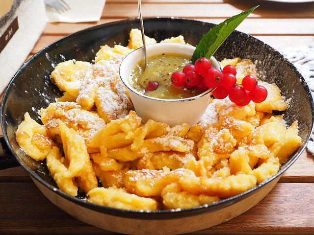Kaiserschmarrn, Eat, Delicious, Sweet, Kaiserschmarren