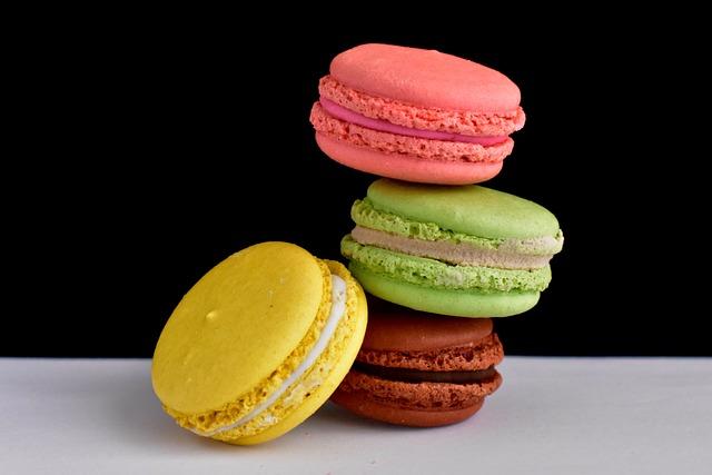 Macaroons, Macro, Cookies, Dessert, Sweets, Sweet