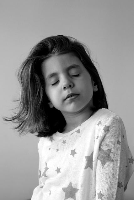 Little Girl, Face, Sweet, Portrait, Hair, Bimba, Mouth