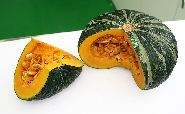 Sweet Pumpkin, Food Ingredients, Vegetables