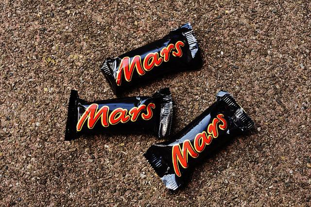 Candy Bar, Sweetness, Chocolate, Mars, Caramel, Sugar