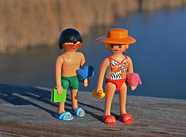 Swimmer, Swim, Bathing Suit, Swimming, Water, Toys
