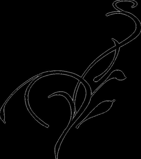 Swirl, Flourish, Design, Element, Decorative, Ornate