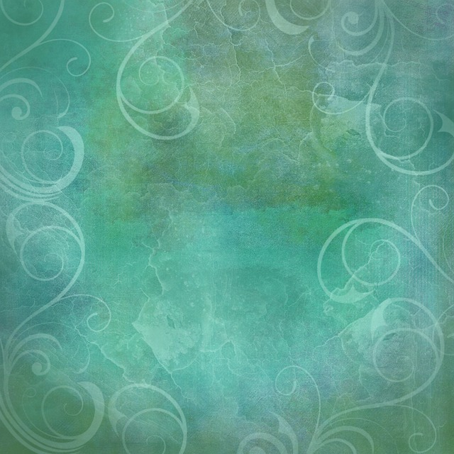 Background, Green, Blue, Turquoise, Swirls