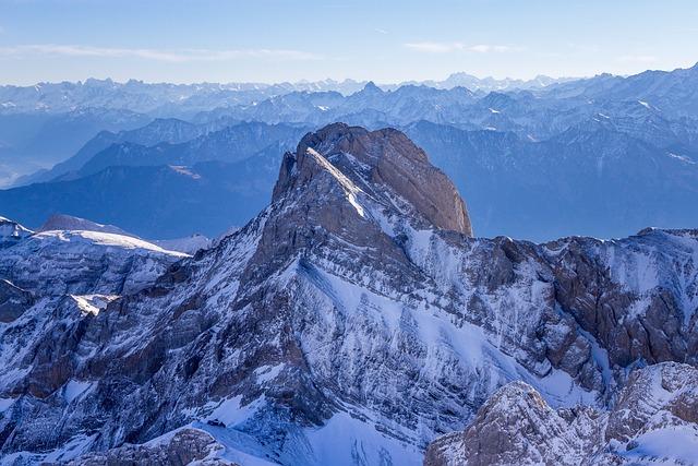 Säntis, Mountains, Switzerland, Alpine, Swiss Alps