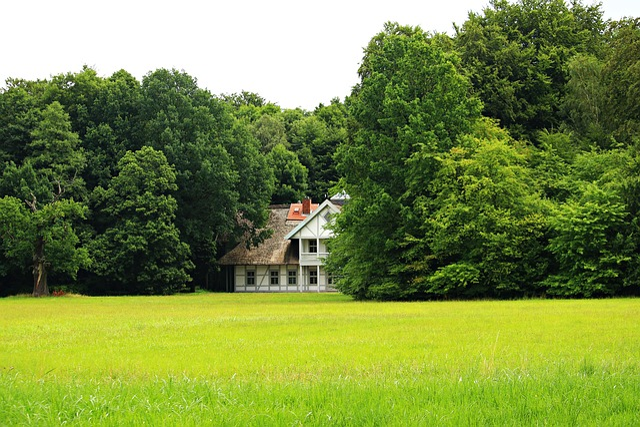 House, Swiss House, Truss, Ludwigslust-parchim