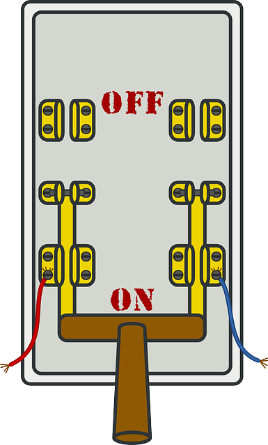 Switch, Electric, Electricity, Power, Equipment, On
